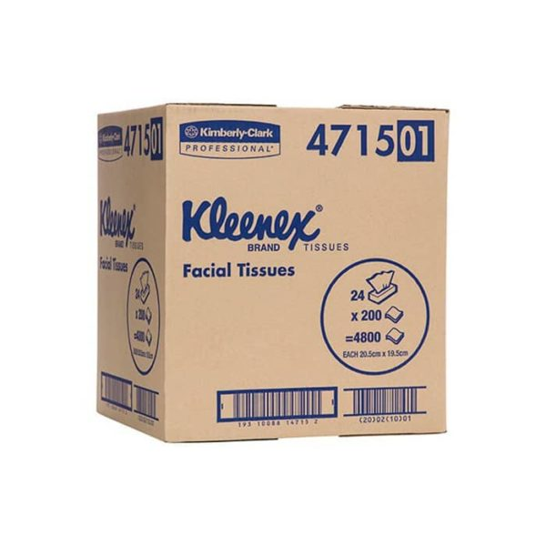 Kleenex Executive Facial Tissues X