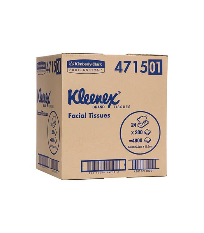 Kleenex Executive Facial Tissues X