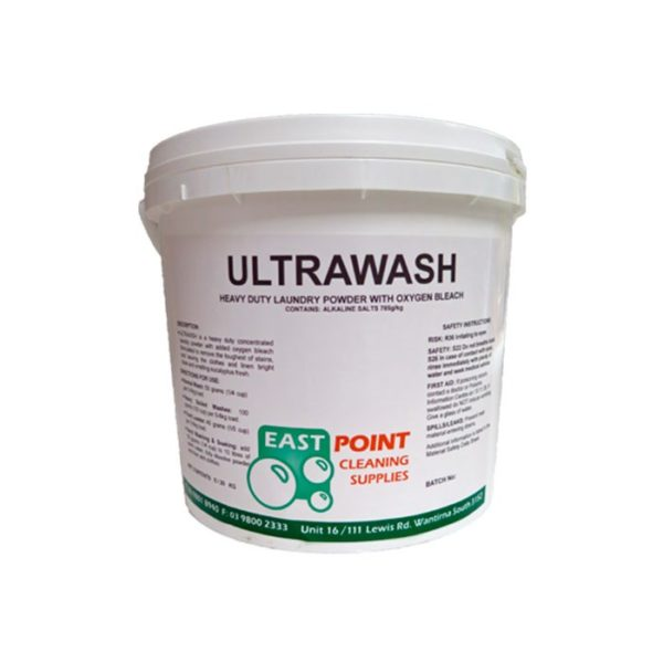 Laundry Powder Ultrawash With Oxygen Bleach  Kg