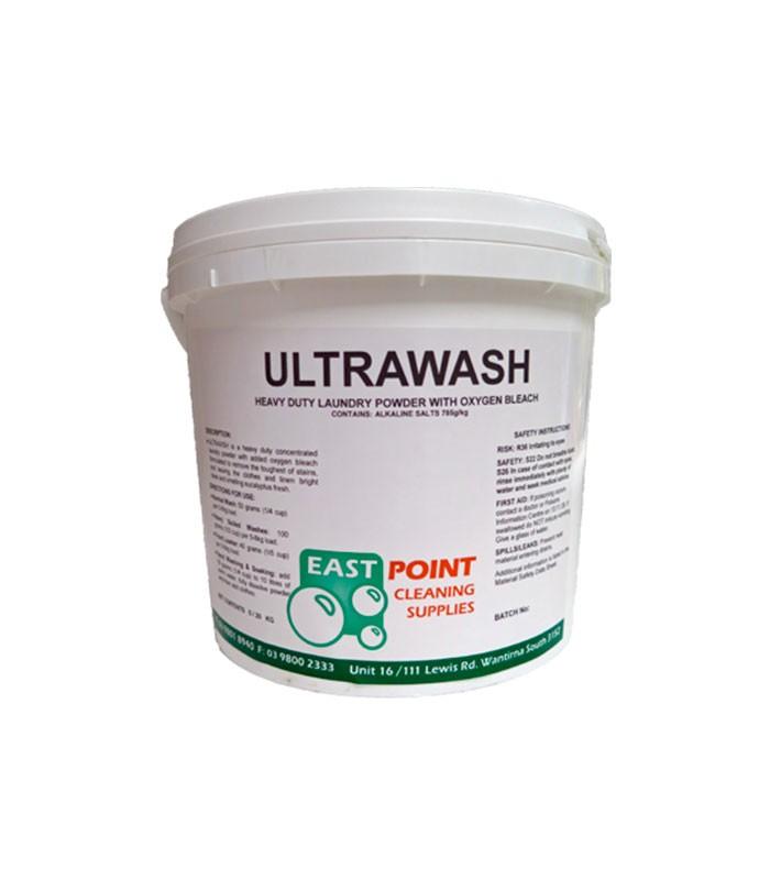 Laundry Powder Ultrawash With Oxygen Bleach Kg