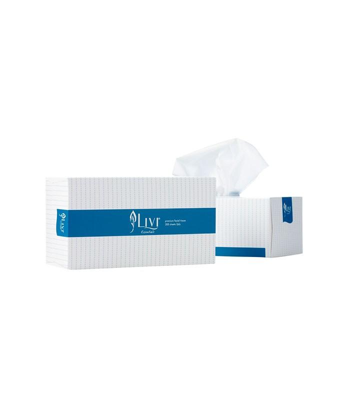 Livi Essentials Facial Tissues Ply S Boxes