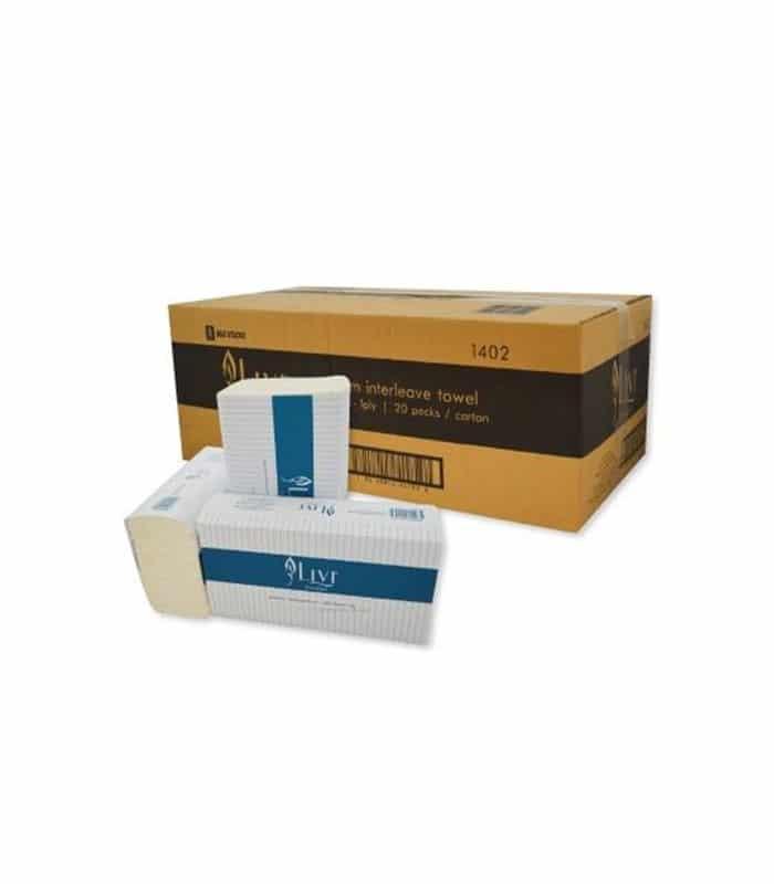 Livi Essentials Premium Slim Hand Towel