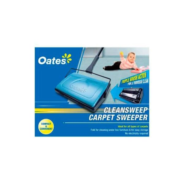 Oates Carpet Sweeper Bs