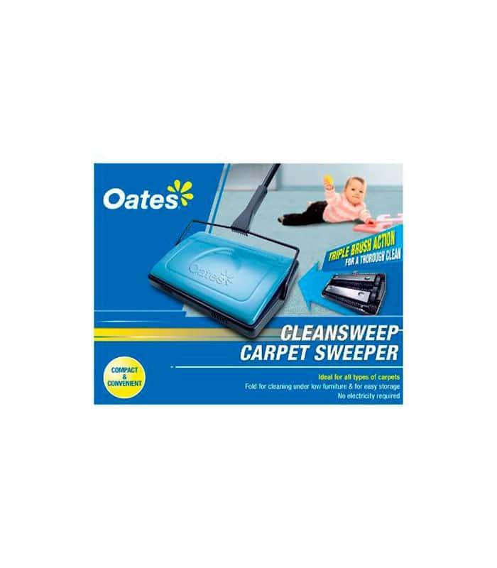 Oates Carpet Sweeper Bs