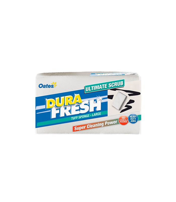Oates Durafresh Ultimate Scrub Tuff Sponge Large Sp