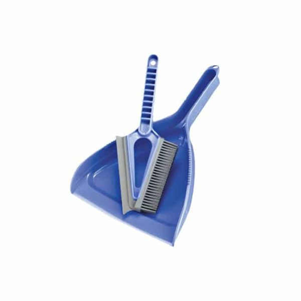 Oates Electrostatic Plus Dustpan Brush Set Br