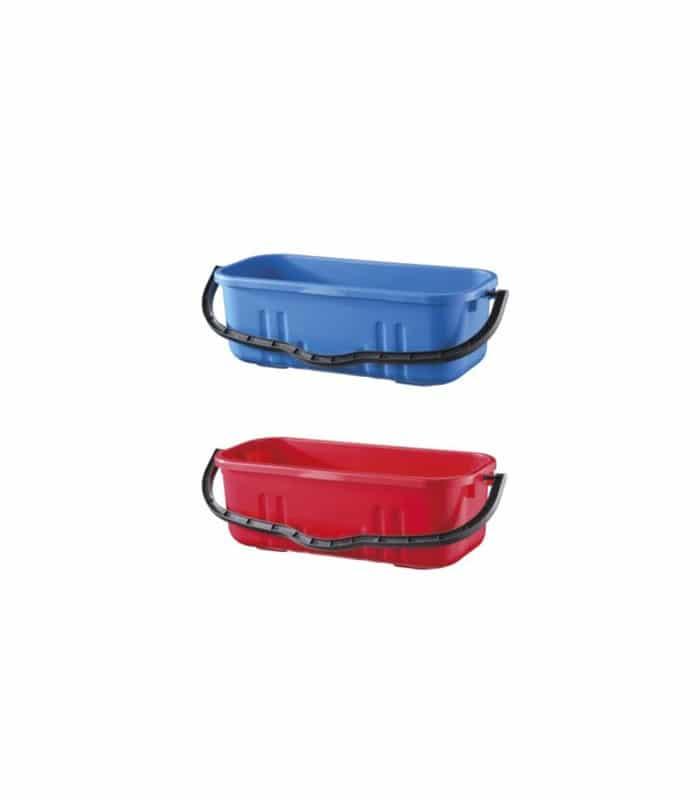 Oates Flat Mop Bucket With Lid
