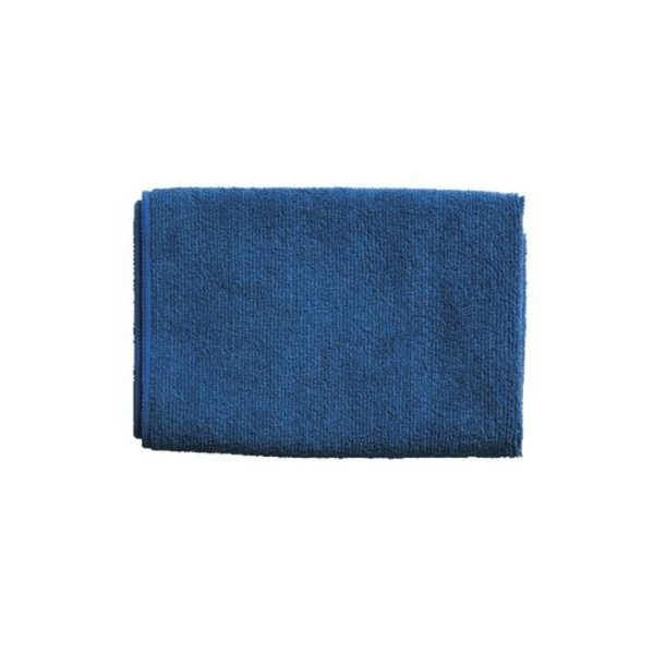 Oates General Purpose Microfibre Cloth Cm X Cm Blue