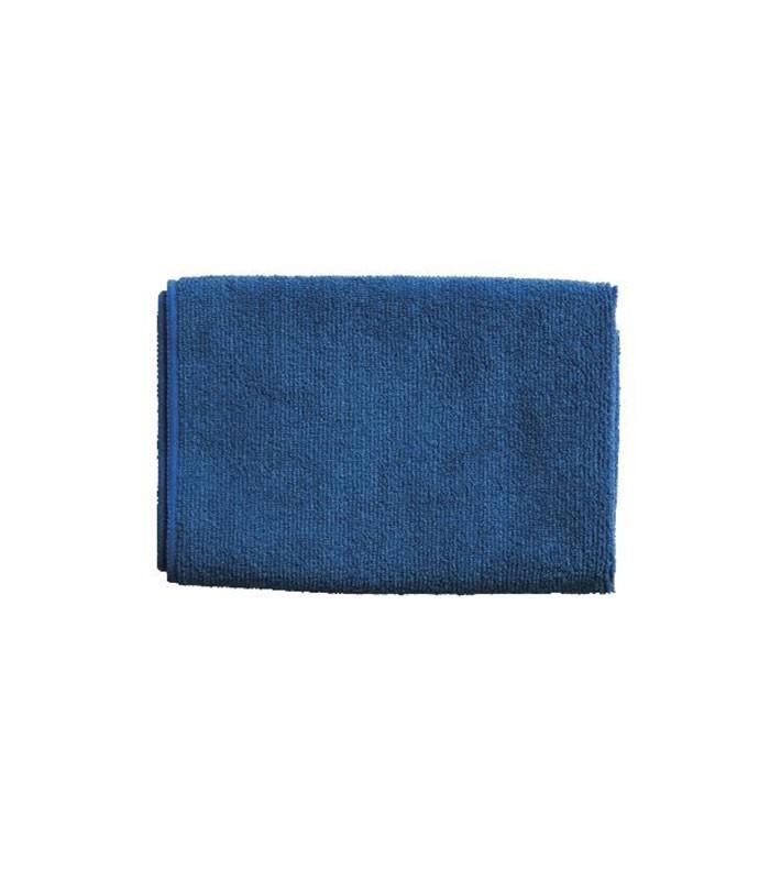 Oates General Purpose Microfibre Cloth Cm X Cm Blue