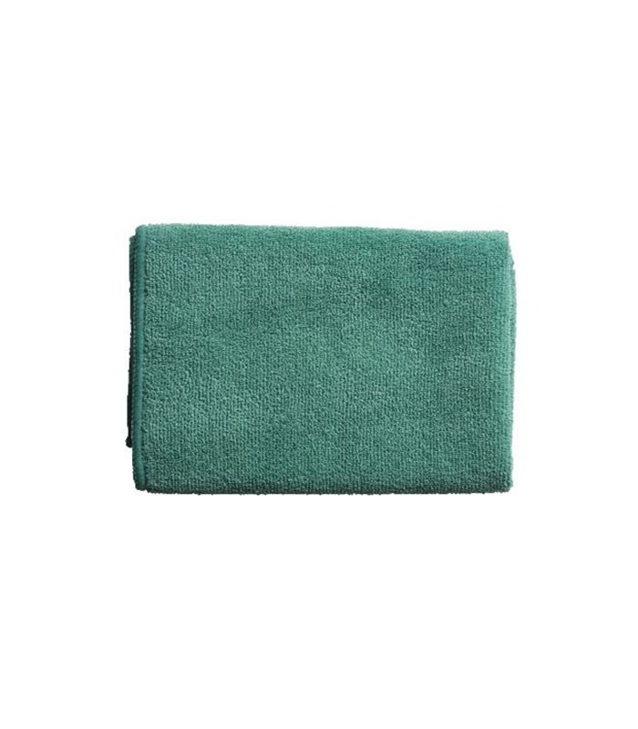 Oates General Purpose Microfibre Cloth Cm X Cm Green