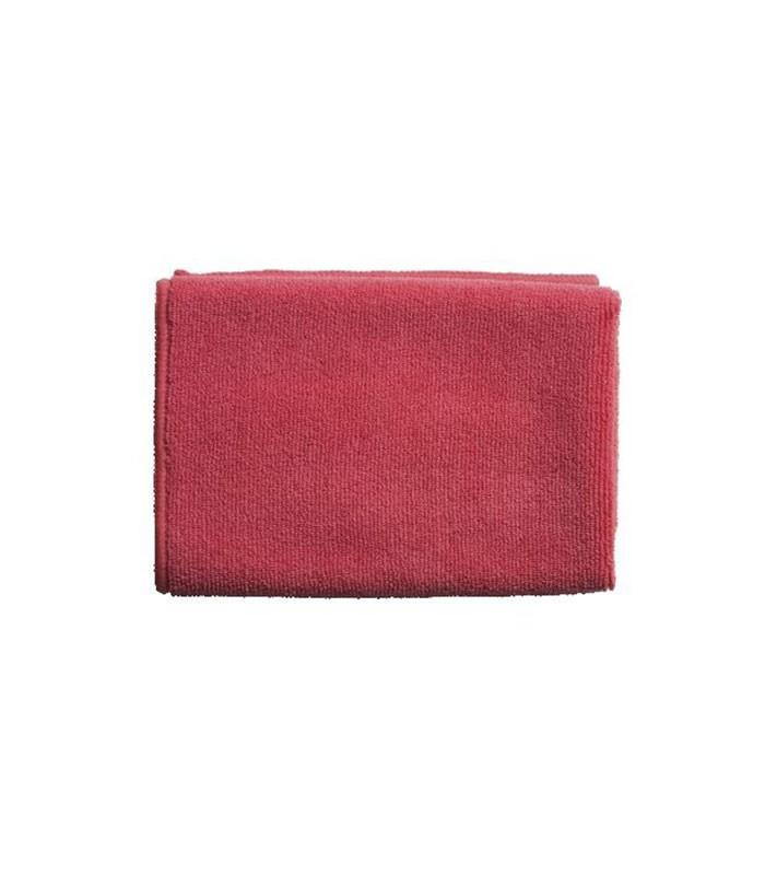 Oates General Purpose Microfibre Cloth Cm X Cm Red