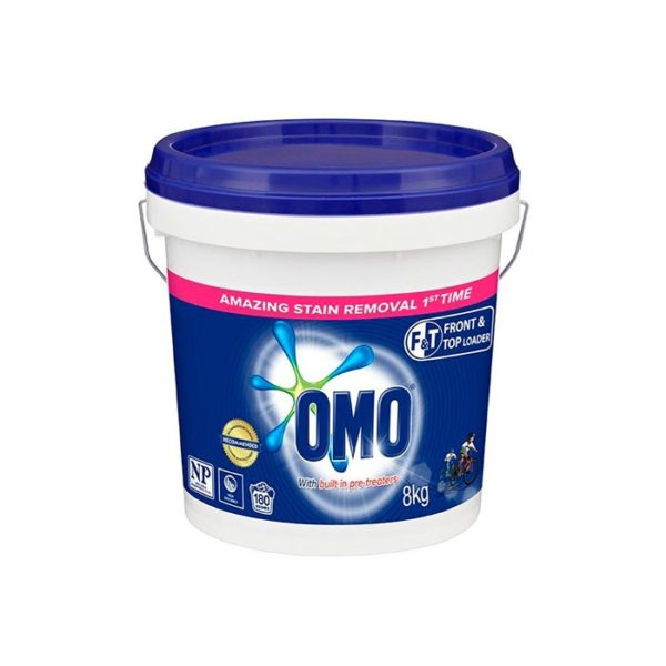 Omo Front Loader Laundry Powder Kg