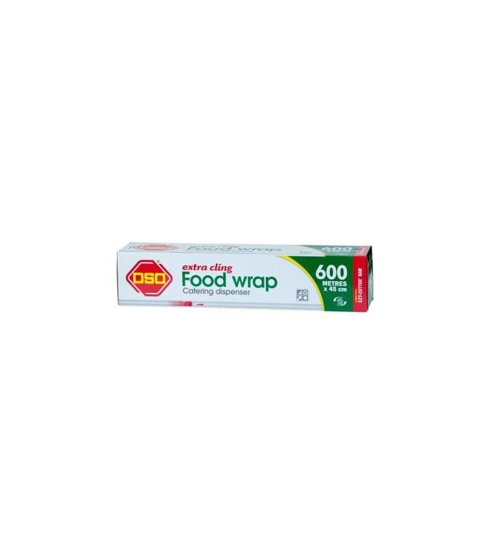 Oso Extra Cling Food Wrap Cm
