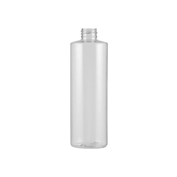 Plain Clear Squirt Bottle L