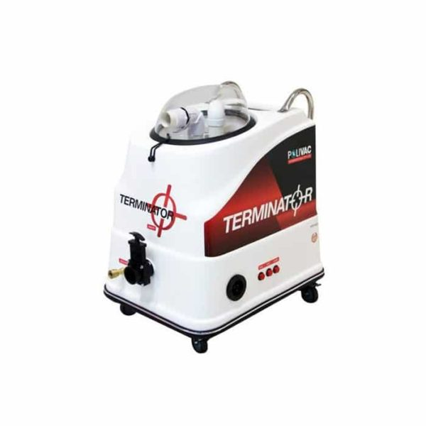 Polivac Terminator Steam Cleaner