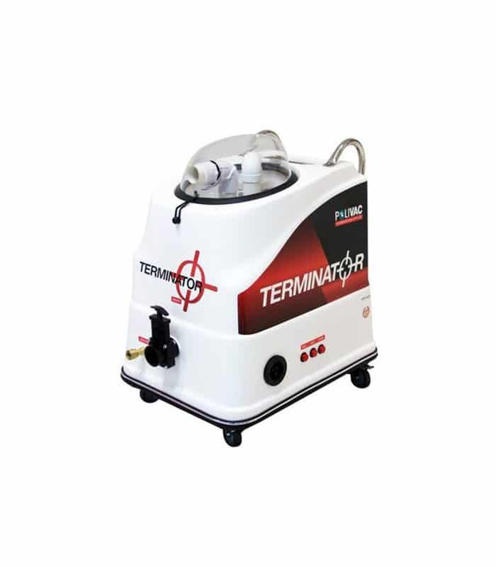 Polivac Terminator Steam Cleaner