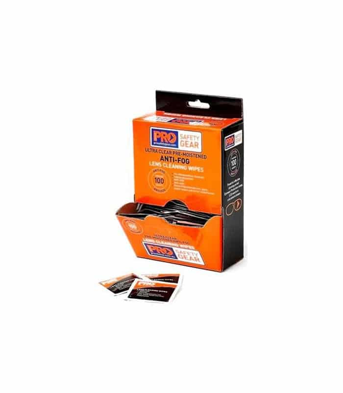 Prochoice Anti Fog Lens Cleaning Wipes Pack
