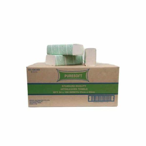Puresoft Standard Quality Ultra Slim Hand Towel