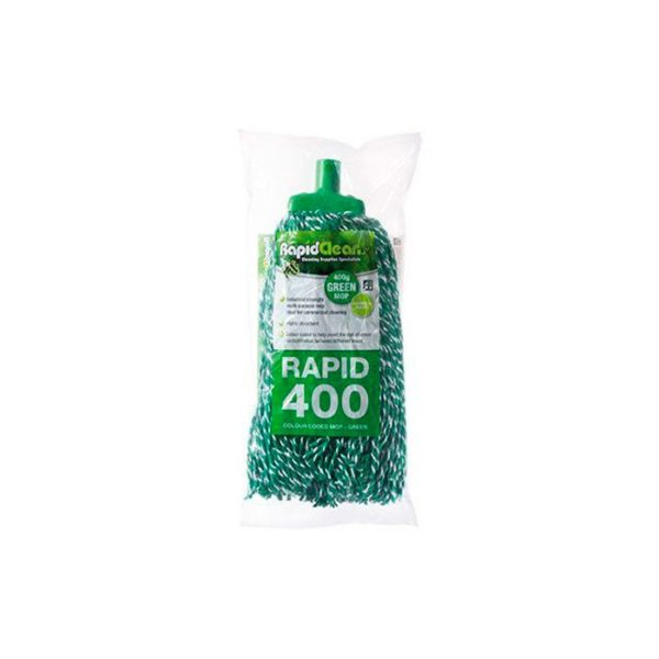 Rapid Mop Head Green