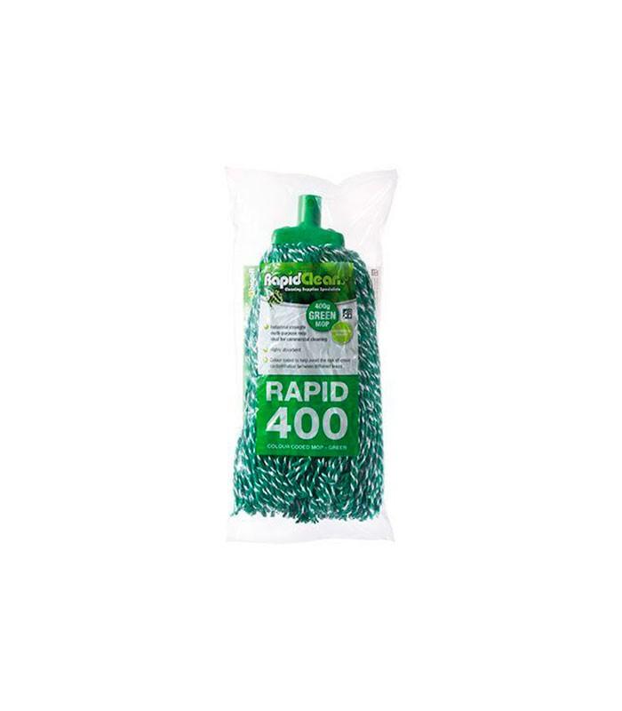 Rapid Mop Head Green