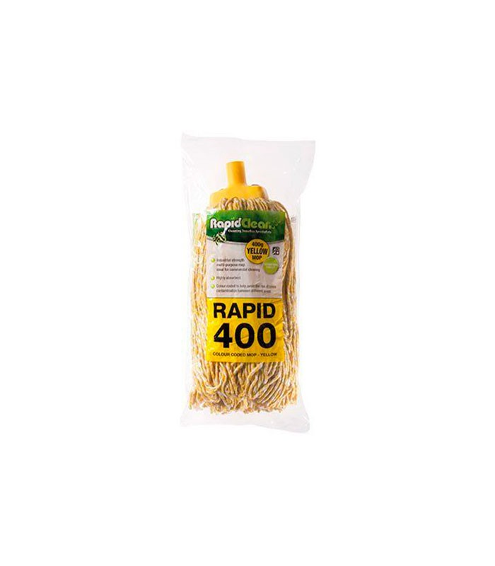 Rapid Mop Head Yellow