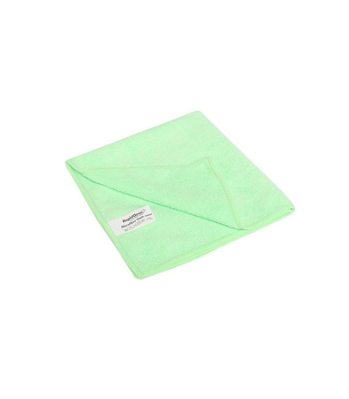 Rapid Microfibre Cloth Cm X Cm Green