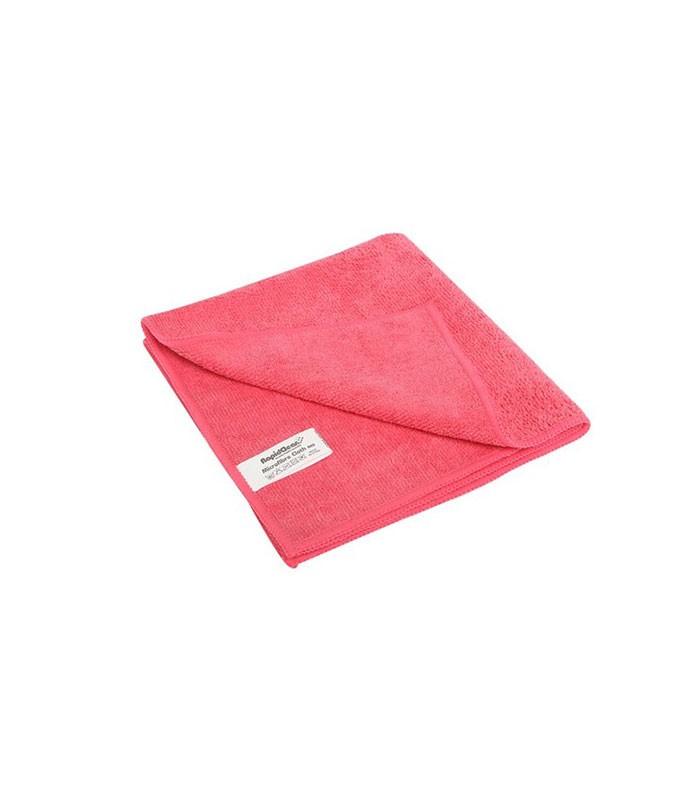 Rapid Microfibre Cloth Cm X Cm Red