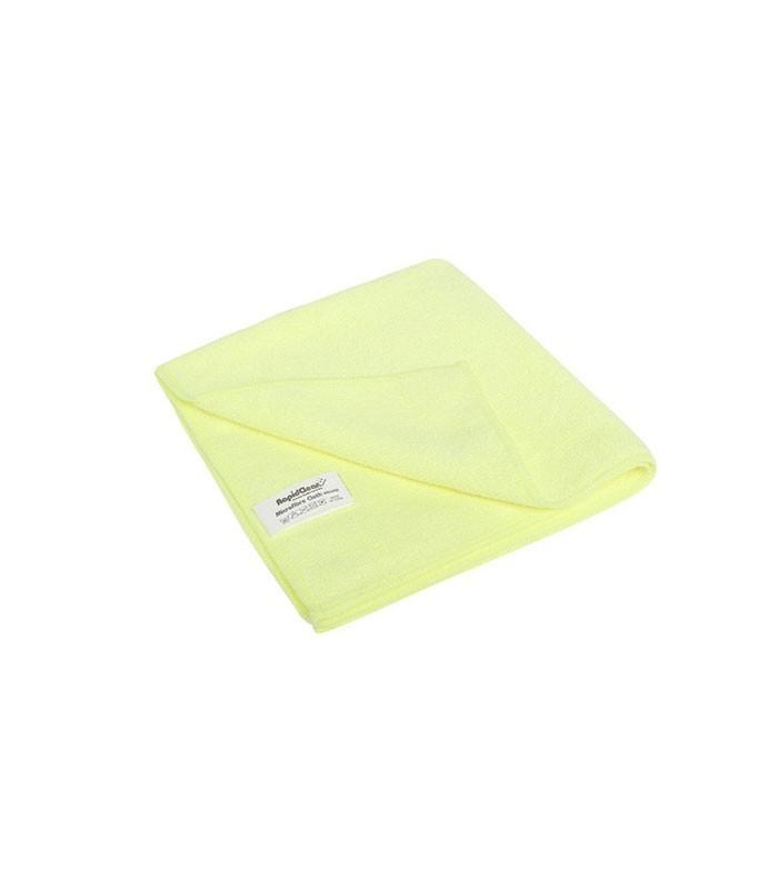 Rapid Microfibre Cloth Cm X Cm Yellow