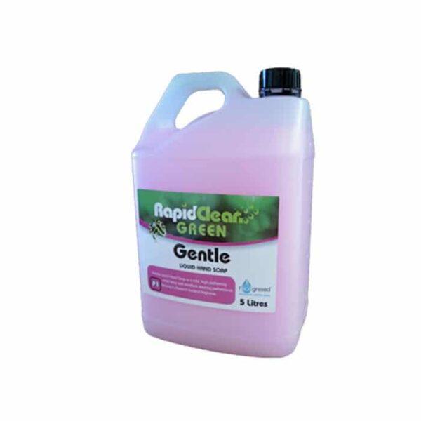 Rapidclean Gentle Liquid Hand Soap Pink L