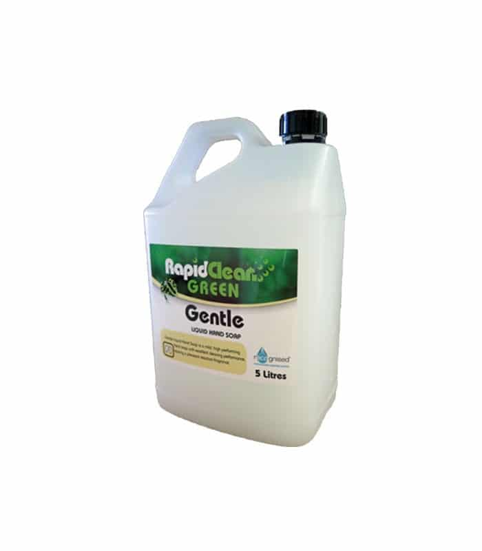 Rapidclean Gentle Liquid Hand Soap White L