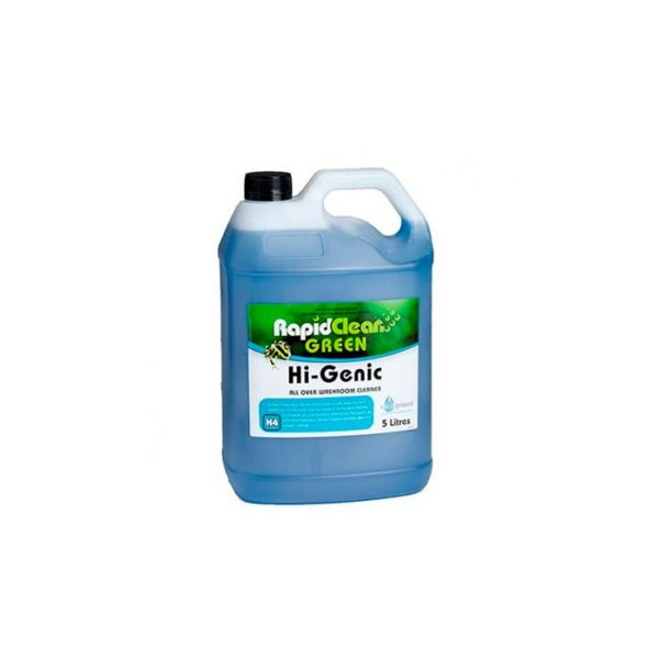 Rapidclean Hi Genic All Over Washroom Cleaner L