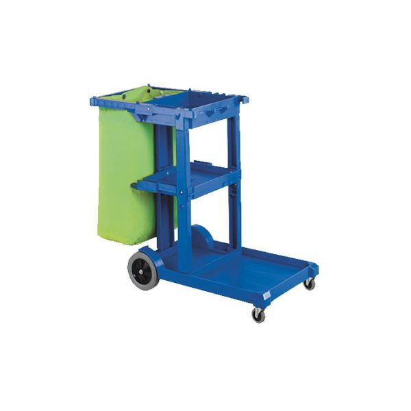 Rapidclean Janitors Cart