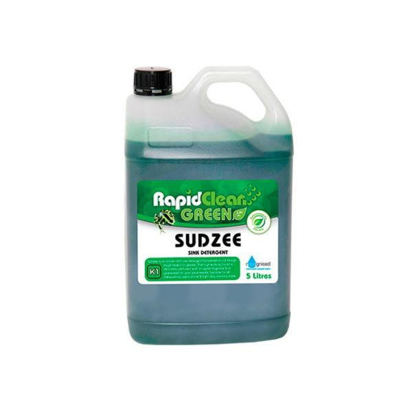 Rapidclean Sudzee Dishwashing Detergent L