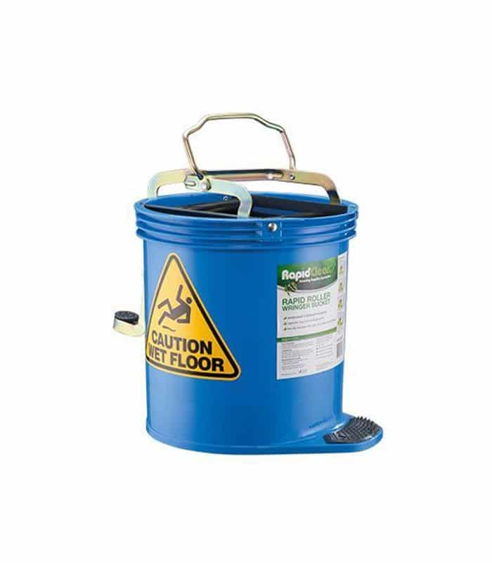 Rapidclean Wringer Blue Bucket