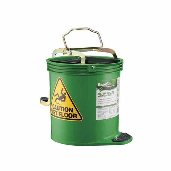 Rapidclean Wringer Green Bucket