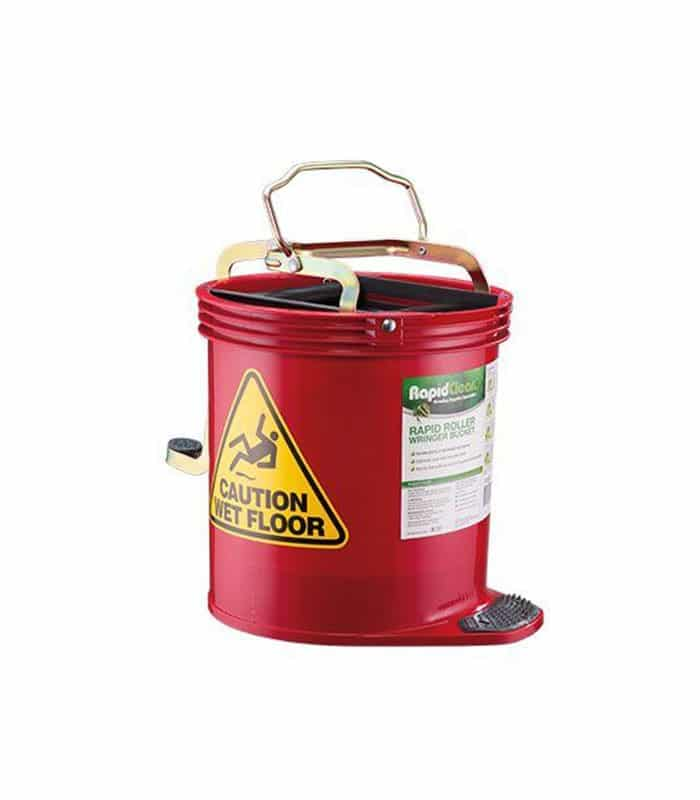Rapidclean Wringer Red Bucket