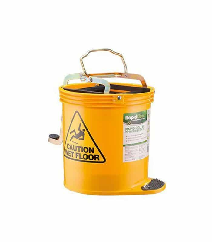 Rapidclean Wringer Yellow Bucket