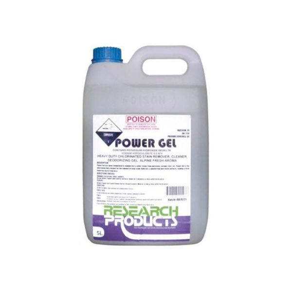 Research Power Gel L