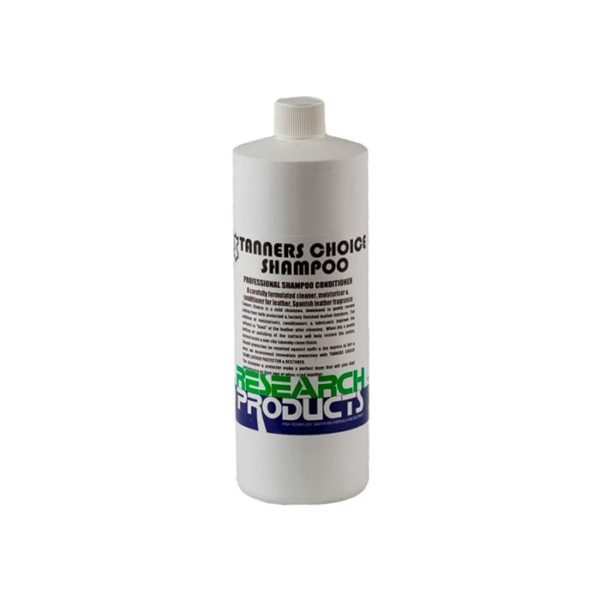 Research Tanners Choice Leather Shampoo L