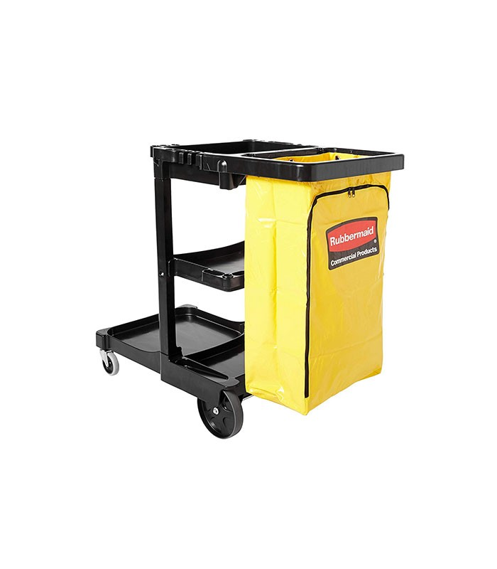 Rubbermaid Traditional Cleaners Cart