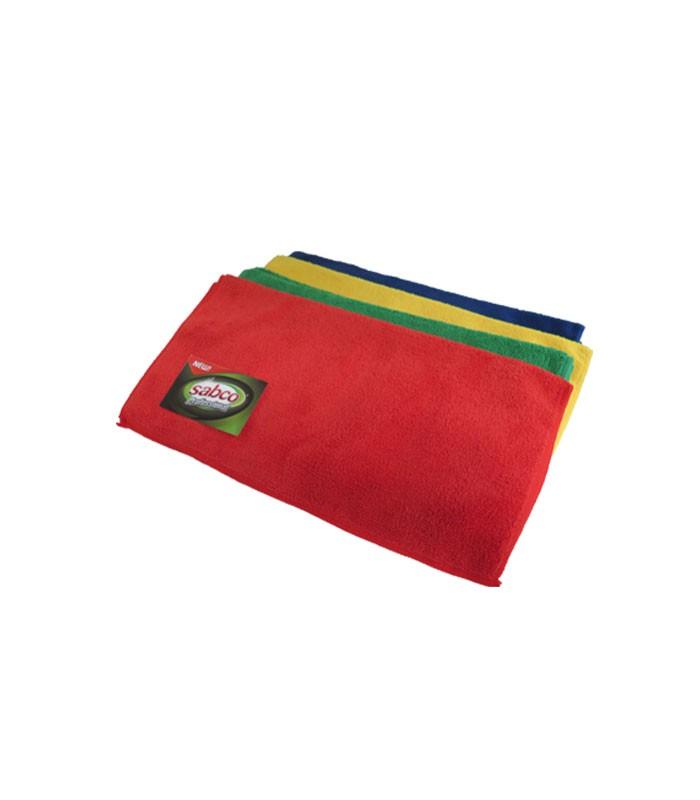 Sabco Professional Microfibre Cloth Pack