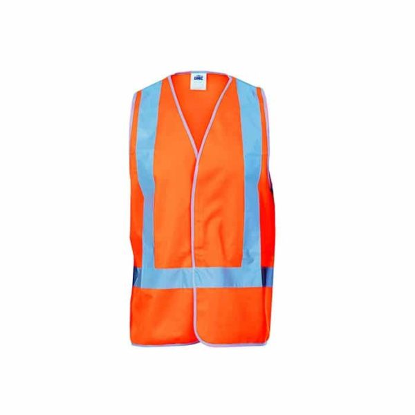 Safety Vest Day Night Use Xlarge