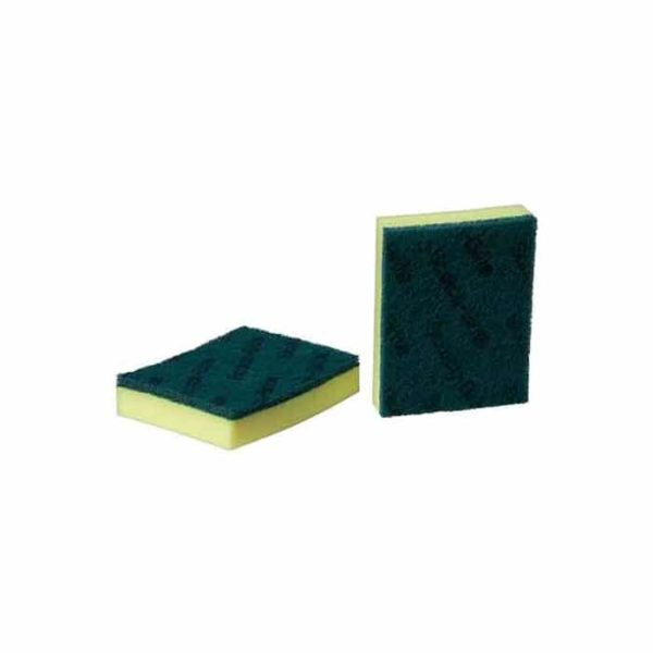 Scotch Brite Aqua Sponge Scourer Medium Duty  Pack
