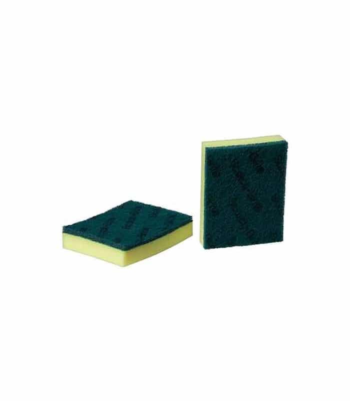 Scotch Brite Aqua Sponge Scourer Medium Duty  Pack