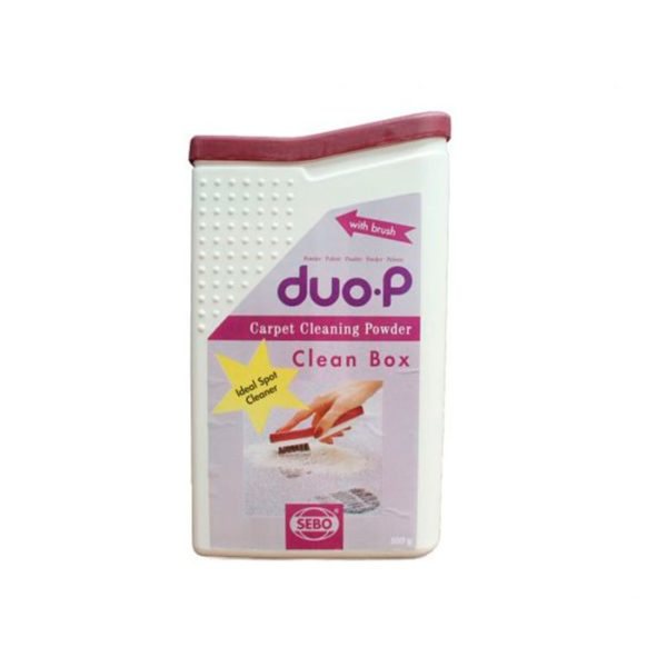 Sebo Duo P G Carpet Cleaning Powder