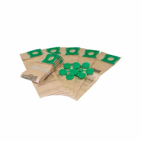 Sebo Paper Bags  Pack For Dart Series