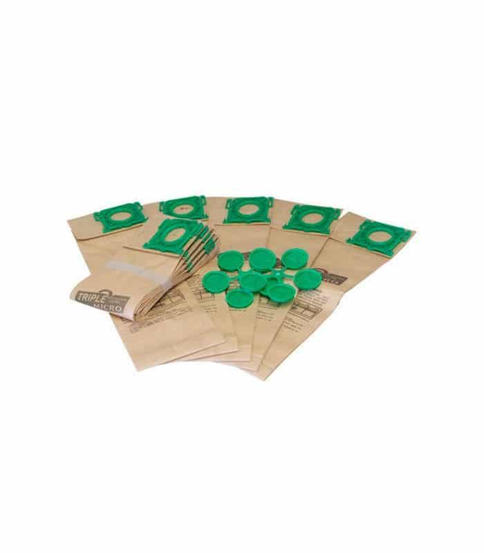 Sebo Paper Bags  Pack For Dart Series
