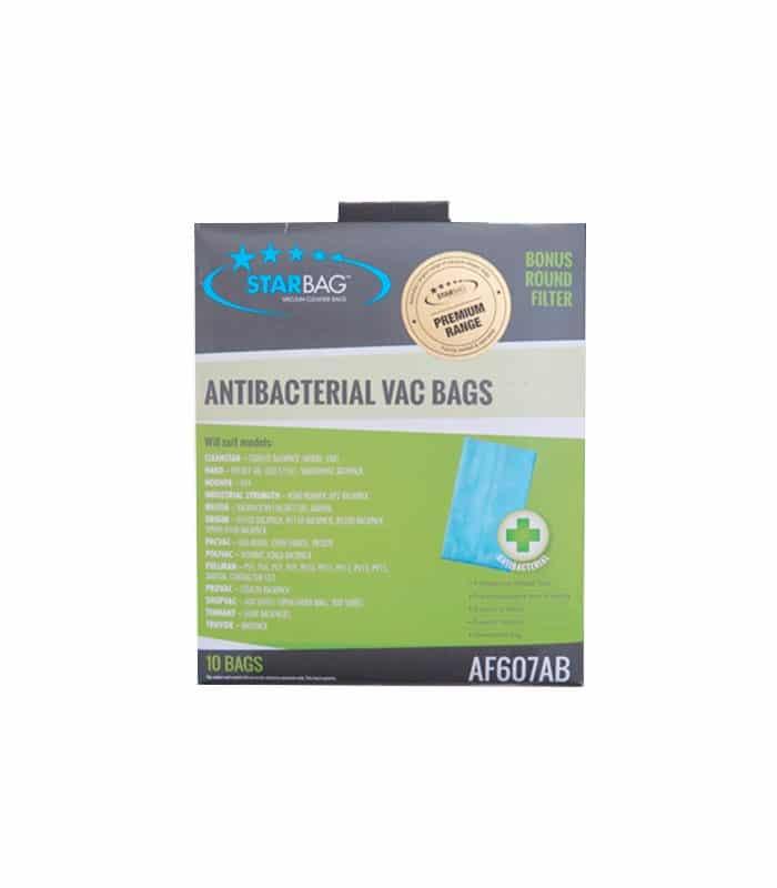Starbag Antibacterial Vac Bags Pack AfAb