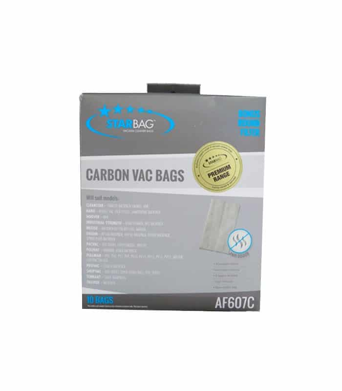 Starbag Carbon Vac Bags Pack AfC