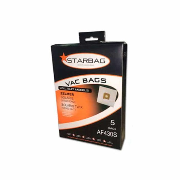 Starbag For Zelmer Vacuums  Pack AfS